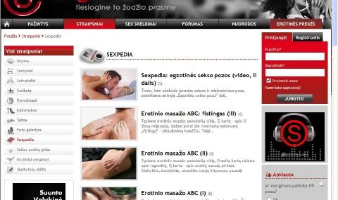 Suaugusiems.lt Sexpedia