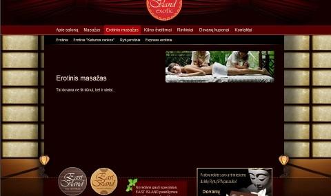 Exotic Masažo salonas