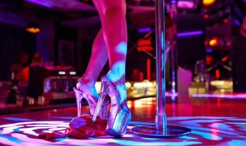 Burlesque Club.
