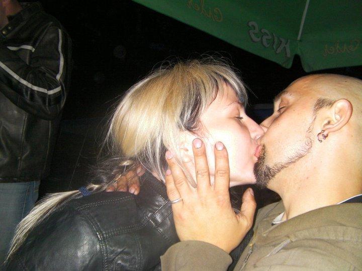 Karūną mūsų bučiniui :)