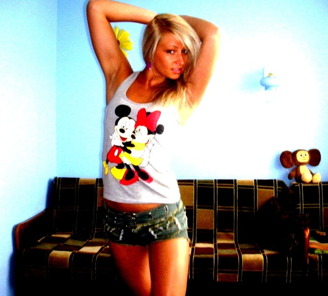 Mickey Mouse! :D