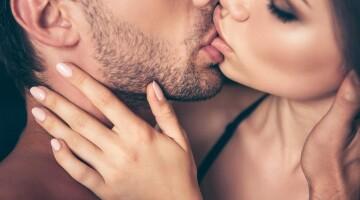 Kodėl verta bučiuotis dažniau?