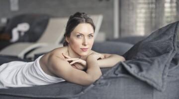 Vaginalinis masažas pirštais