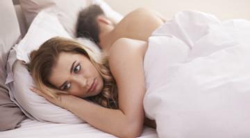 Kas nutinka su tavo kūnu, kai tu nesimyli?
