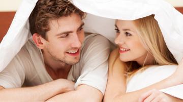 Akių kontaktas sekso metu