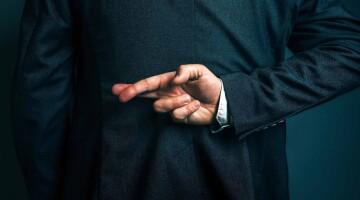 Frazės išdavikės arba kaip atpažinti melagį