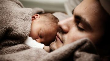Vyrai nori tapti geresniais tėvais
