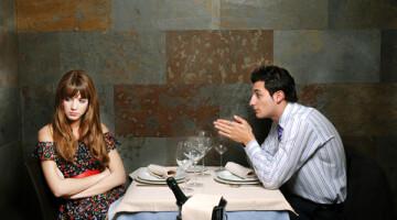 Kaip išeiti iš pasimatymo, jei jaučiatės nepatogiai?