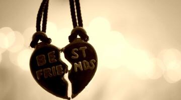 Ir geriausių draugų keliai gali išsiskirti