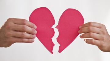Išsiskirk nesudaužydamas jai širdies