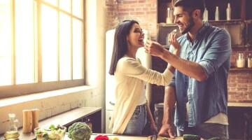 Seksas ant virtuvės stalo: patirtis, su kuria turite susipažinti