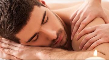 Jausmingas masažas, žingsnis po žingsnio