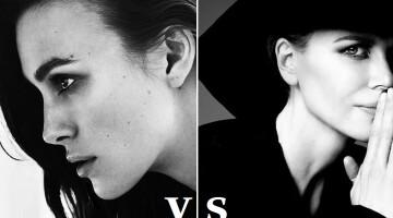 DVIKOVA: Keira Knightley VS Nicole Kidman