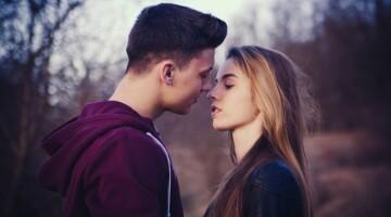 Pirmas bučinys pagal vyrą