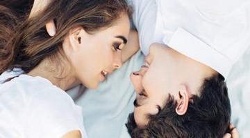 Seksualinės praeities aptarimas poroje