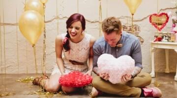 Valentino diena: idėjos įsimylėjėliams
