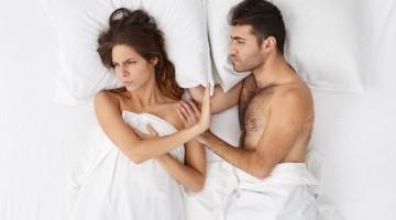 Seksualiniai streikai poros santykiuose