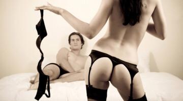 Striptizas namie: žingsnis po žingsnio