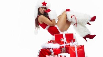 Pasidovanokite seksualias Kalėdas!