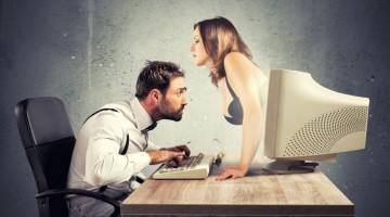 Ar virtualus seksas reiškia neištikimybę?