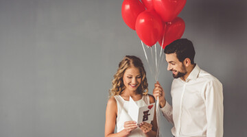 Valentino idėjos  Jam ir Jai