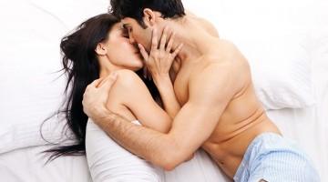 Nauja sekso technika: viskas atvirkščiai!