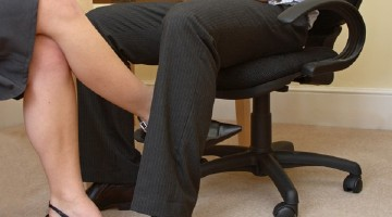 """Sekso istorija: """"Vyriškos rankos moteriškame biure"""""""